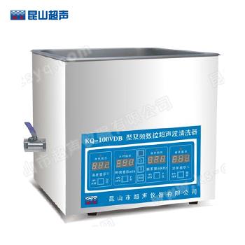 昆山舒美KQ-100VDB三频数控超声波清